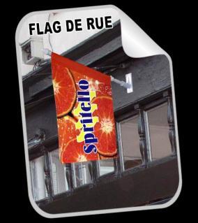 Flag de rue