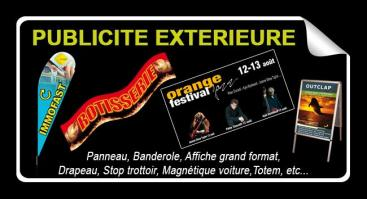 Publicite exterieure 2